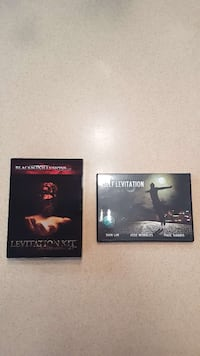 Self Levitation DVD & Levitation DVD Halifax