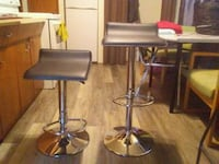 Bar or table stools. great condition used a few times and clean. Edmonton, T5H 2W9