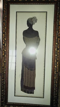 The Guardian - rare signed print Hermosa Beach