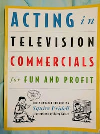 Acting in Television Commercials for Fun and Profi Longmont, 80501