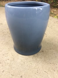 Glass trash can  Apex, 27502