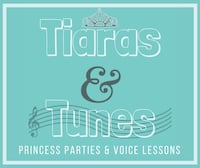 Your child can learn to sing with a princess! Leesburg