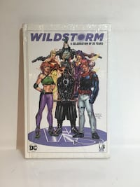 Wildstorm: A celebration of 25 years Mississauga, L5C 3G1