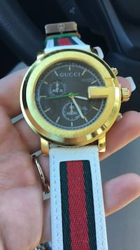 Gucci gold watch Germantown, 20876