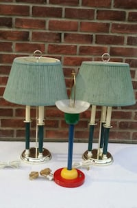 ☆☆☆ 3 - TABLE LAMPS!! ☆☆☆ Edmonton, T6R