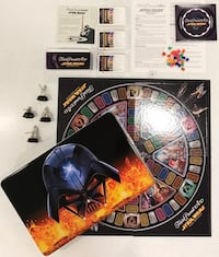 Deluxe Edition Star Wars Saga Edition Trivial Pursuit Game NEW Jackson, 39211