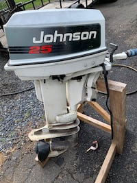 30hp johnson outboard engine