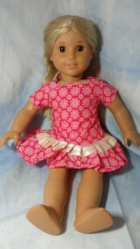 women's pink and white floral dress Walkersville, 21793