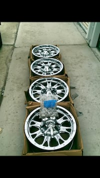 """20"""" Fuel Wheels - Ford F-250 Olive Branch, 38654"""