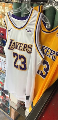 Lebron james Lakers jerseys, any color any size  San Diego, 92115