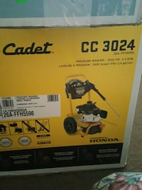 Honda pressure washer 3000 psi gas powered engine Mississauga, L4T 1W3