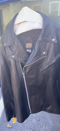 Bikers choice leather jacket like new Bellair, 32073