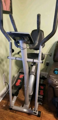 gray and black elliptical trainer Saraland, 36571