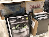 Different Picture Frame Sizes, Msg For Price San Leandro