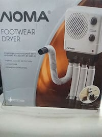 Boot Dryer.. new condition