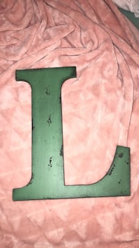 """""""L"""" Wall Decor College Station"""