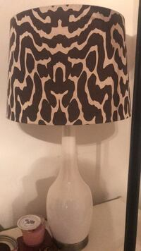 Animal print lamp Washington, 20009