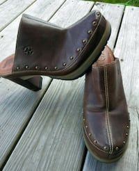 Dr. Marten leather mules- size 9 York County, 17408