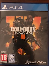 Call of Duty Black Ops 4 ps4 Bakırköy, 34158