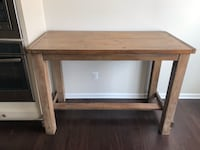 Counter height dining room table  Ashburn, 20147