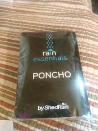 Poncho brand new in the package one-size-fits-mos Lexington, 40503