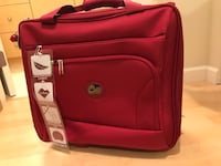 NEW Delsey Helium Trolley Tote