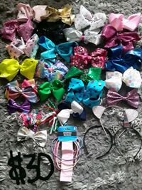 New jojo bows & new hair accessories  Hillcrest Heights, 20746