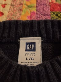 Men's sweater size L London, N6J 1N4