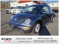 2005 Volkswagen New Beetle for sale