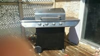black and gray gas grill Calgary, T3J 2T2