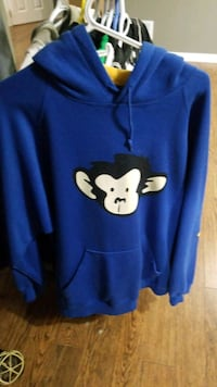 Pull over hoodie XL