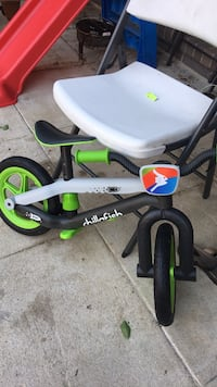 black and green stationary bike Rockville, 20852