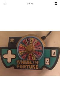 Wheel of Fortune Plug in Game Arcade Alexandria, 22304