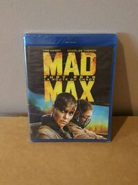 mad max bluray NEW SEALED !! Barrie, L4N 8S6