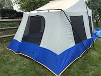 Two cabin tent by Eldorado Charles Town, 25414
