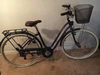 Bicicleta mujer de paseo BTwin M/S