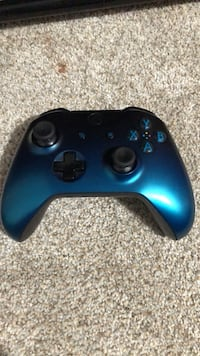 Xbox One Controller Shadow Blue Bowie, 20715