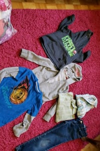 Clothes for boys,  size 4&5 , Ottawa, K2G 2A8