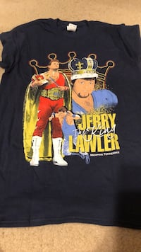 Jerry Lawler Tshirt Silver Spring, 20906