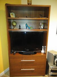 2 Drawer Cabinet  w/ adjustable shelves - from Ikea CLINTON