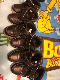 toddler's assorted pairs of shoes McAllen