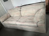 Queen Size pull-out couch (OBO) must pick up.  Portsmouth, 23703