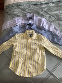 Dress shirt for boys sizes 4 (brands like polo Ralph Lauren and Gap Mississauga, L5M 0H6