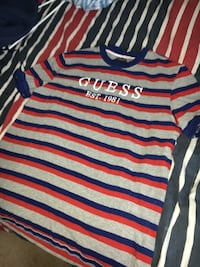 Guess Striped Shirt Winnipeg, R3T 5B2