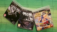Call of duty Black ops 2, Ghost, Dragon ball z ps3 Cesano Maderno, 20811