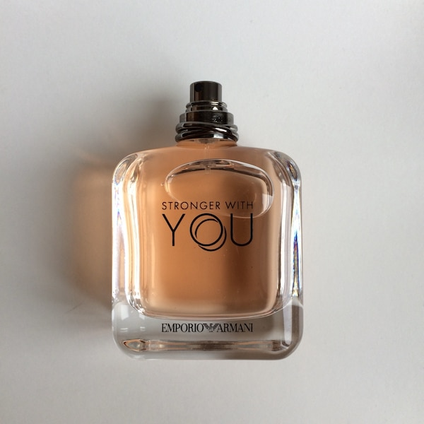 057a537316 Used Emperio Armani Stronger With You EDT 100ML for sale in Ataşehir - letgo