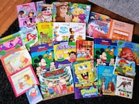 Baby kid toddler books for reading and fun  Victorville, 92392
