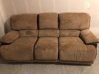 Awesome reclining couch!  Frederick, 21704