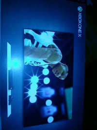 Xbox one x new factory sealed make offer  Everett, 98203