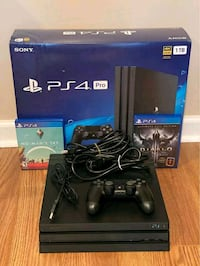 Brand new ps4 pro 1tb for sale